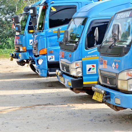 LRP Transport BBM